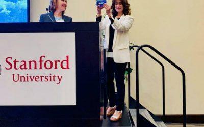 MGPO, CEO Aisha Khan Receiving Stanford Bright Award